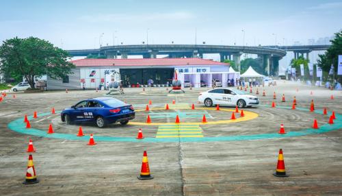 """帝豪GL""""实力体验营""""提升中国品牌汽车感知力"""